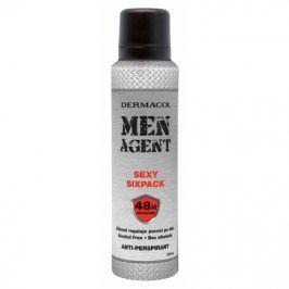 Dermacol Men Agent Sexy Sixpack 48H 150 ml antiperspirant bez alkoholu pro muže