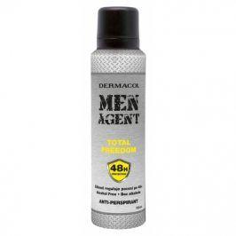 Dermacol Men Agent Total Freedom 48H 150 ml antiperspirant bez alkoholu pro muže