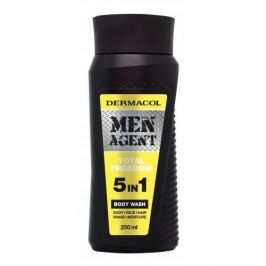 Dermacol Men Agent Total Freedom 5in1 250 ml sprchový gel pro muže