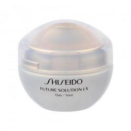 Shiseido Future Solution LX Total Protective Cream SPF20 50 ml denní pleťový krém proti vráskám pro ženy