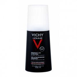 Vichy Homme 100 ml deodorant s 24-hodinovým účinkem pro muže