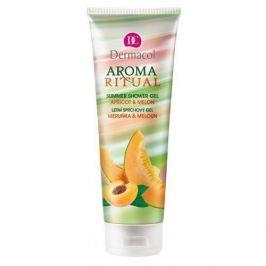 Dermacol Aroma Ritual Apricot & Melon 250 ml osvěžující sprchový gel pro ženy