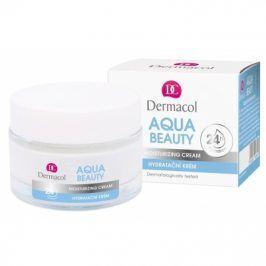 Dermacol Aqua Beauty 50 ml hydratační pleťový krém na den a noc pro ženy