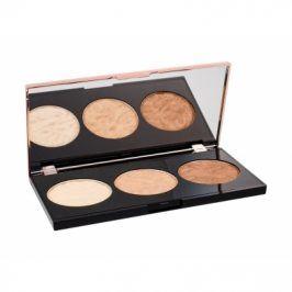 Makeup Revolution London Strobe Luxe Palette 11,5 g rozjasňovač pro ženy