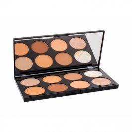 Makeup Revolution London Ultra Contour Palette 13 g bronzer pro ženy Medium Dark