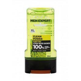 L´Oréal Paris Men Expert Clean Power 300 ml sprchový gel pro problematickou pokožku pro muže