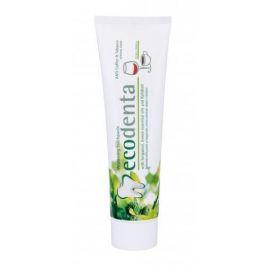 Ecodenta Toothpaste Whitening ANTI Coffee & Tobacco 100 ml zubní pasta proti skvrnám od nápojů a tabáku unisex