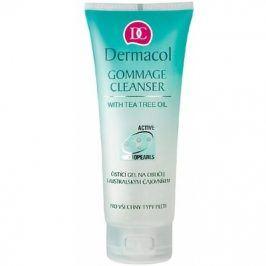 Dermacol Gommage Cleanser 100 ml čisticí gel s peelingovým efektem pro ženy