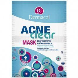 Dermacol AcneClear 16 g pleťová maska na problematickou pleť pro ženy