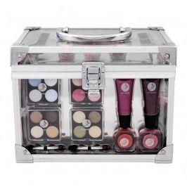 Makeup Trading Transparent 76,6 g dárková kazeta dárková sada pro ženy Complete Makeup Palette