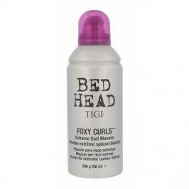 Tigi Bed Head Foxy Curls Extreme Curl Mousse 250 ml tužidlo na vlasy pro kudrnaté vlasy pro ženy