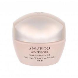 Shiseido Benefiance Wrinkle Resist 24 Day Cream SPF15 50 ml protivráskový pleťový krém pro ženy