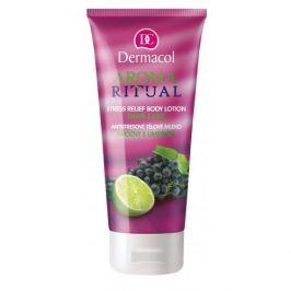 Dermacol Aroma Ritual Grape & Lime 200 ml hydratační tělové mléko pro ženy