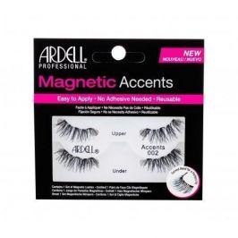 Ardell Magnetic Accents Accents 002 1 ks magnetické řasy pro ženy Black