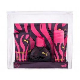 Puma Animagical Woman 40 ml dárková kazeta dárková sada pro ženy toaletní voda 40 ml + sprchový gel 50 ml + deospray 50 ml