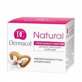 Dermacol Natural Almond 50 ml denní krém na velmi suchou pleť pro ženy
