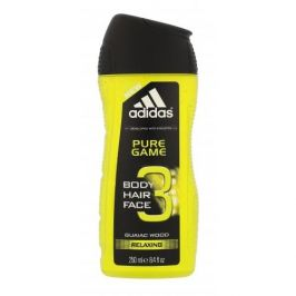 Adidas Pure Game 3in1 250 ml sprchový gel pro muže