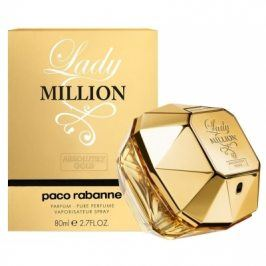 Paco Rabanne Lady Million Absolutely Gold 80 ml parfém pro ženy