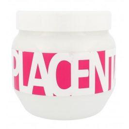 Kallos Cosmetics Placenta 800 ml maska pro suché a poškozené vlasy pro ženy