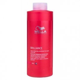 Wella Brilliance Thick Hair 1000 ml kondicionér pro ženy