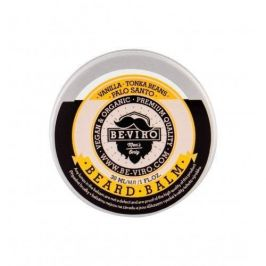 Be-Viro Men´s Only Beard Balm 30 ml balzám na vousy pro muže Vanilla, Tonka Beans, Palo Santo