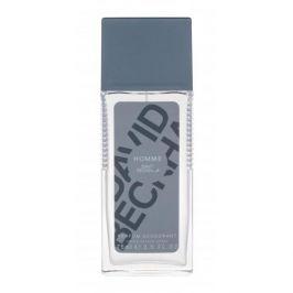 David Beckham Homme 75 ml deodorant deospray pro muže