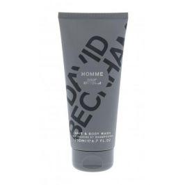 David Beckham Homme 200 ml sprchový gel pro muže