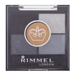 Rimmel London Glam Eyes HD 3,8 g oční stín pro ženy 021 Golden Eye