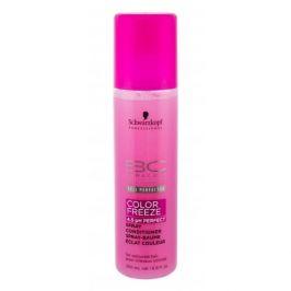 Schwarzkopf BC Bonacure Color Freeze 200 ml kondicionér pro zářivou barvu vlasů pro ženy