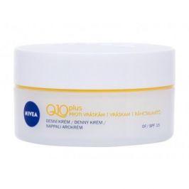 Nivea Q10 Plus SPF15 50 ml protivráskový krém pro normální až suchou pleť pro ženy
