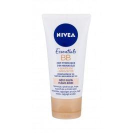 Nivea BB Cream 5in1 Beautifying Moisturizer SPF20 50 ml hydratační bb krém pro ženy Light