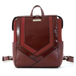 Dámský batoh Doca 15233 - červená