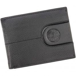 Pánská kožená peněženka Pierre Cardin Eldar - černá