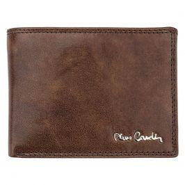 Pánská kožená peněženka Pierre Cardin Radovan - hnědá