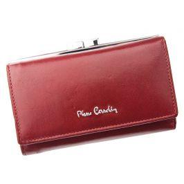 Dámská kožená peněženka Pierre Cardin Marina - vínová