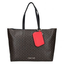 Dámská kabelka Calvin Klein Bonny - hnědá