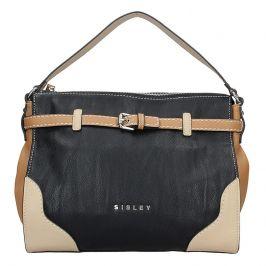 Dámská kabelka Sisley Camilla - černá