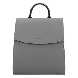 Elegantní dámský batoh Hexagona Erika - šedá