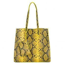 Dámská kabelka Emily & Noah Lina 3v1 - žlutá