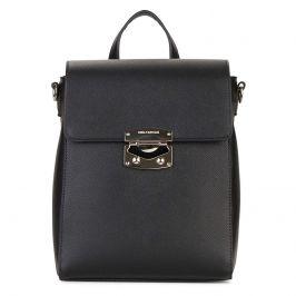 Elegantní dámský batoh Emily & Noah Luca - černá