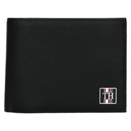 Pánská kožená peněženka Tommy Hilfiger Elling - černá