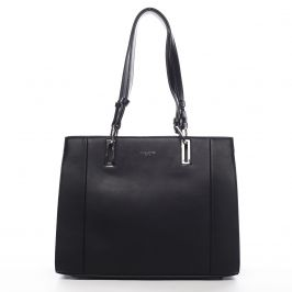Dámska kabelka David Jones Luren - černá