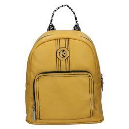 Dámský batoh Marina Galanti Gnela - žlutá
