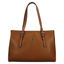 Dámská kožená kabelka Marina Galanti Chiara - hnědá