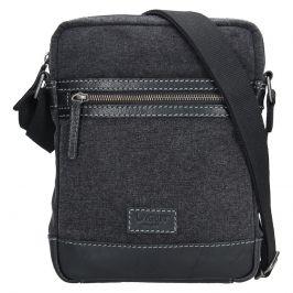 Pánská taška přes rameno Lagen Bill - černá