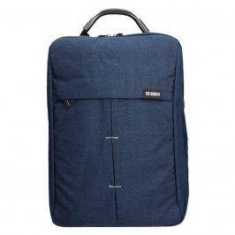Pánský batoh Enrico Benetti Boldn - modrá 17l
