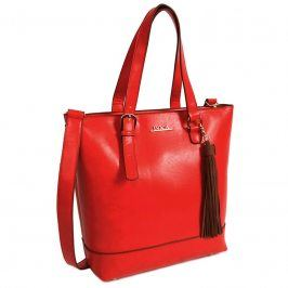 Dámská kabelka Doca 13373 - červená