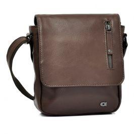 Pánská taška přes rameno Daag Malvin - hnědá