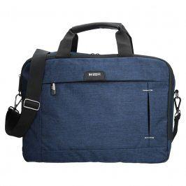 Pánská taška přes rameno Enrico Benetti Paul - modrá