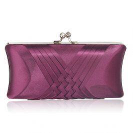 Dámské psaníčko LS Fashion Lily - fialová